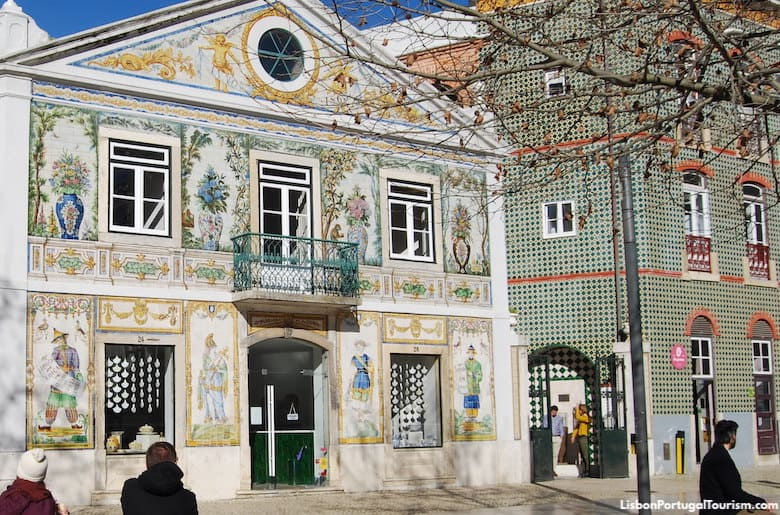 Largo do Intendente, Lisbon