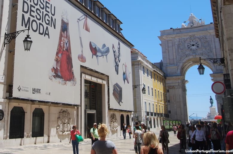 MuDe Design and Fashion Museum, Lisbon